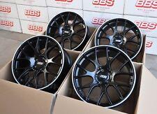 BBS CH-R Schwarz 4 Felgen 9x20 + 10x20 Zoll CH148 / CH149 für Porsche Macan