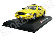 Ford Crown Victoria - New York Taxi - USA 1992 - 1/43 (No1)