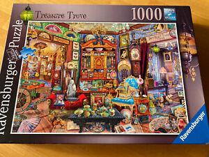 Ravensburger Treasure Trove 1000 Piece Jigsaw Puzzle