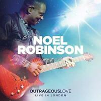 NOEL ROBINSON Outrageous Love (2015) 14-track CD album NEW/SEALED