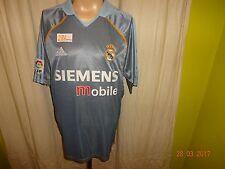 "Real Madrid Original Adidas Ausweich Trikot 2003/04 ""Siemens mobile"" Gr.L TOP"