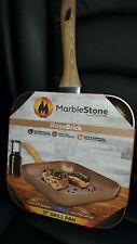 "Eco Chef Marble Stone 11"" Grill Pan Non-Stick Oven Dishwasher Safe RoseBrick"