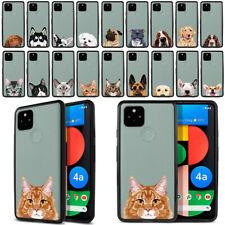 "For Google Pixel 4a 5G 6.2"" 2020 Hybrid Hard Clear Back Case Tpu Bumper Cover"