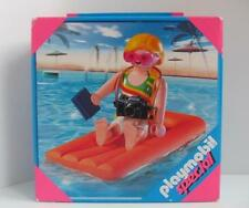 Playmobil Special figure set 4681: Lady and airbed  NEW