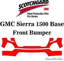3M Scotchgard Paint Protection Film Pro Series 2019 2020 GMC Sierra 1500 Base