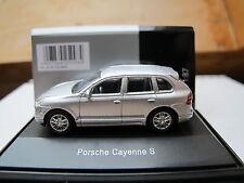 Schuco 1:87  Porsche Cayenne S in silber  Art. 25998
