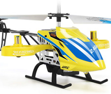 Jjrc Rc Helicopter, Aircraft with 4 Channel, Altitude Hold Flying Toy in Sturdy