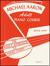 Michael Aaron Adult Piano Course Book 1 Learn How to Play Beginner Method