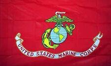 3x5 foot Usmc Flag - United States Marine Corp