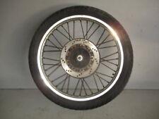 Ruota Anteriore Cerchio Ruote Disco Cerchi Kawasaki KLR 250 1985 1987 1988 Wheel