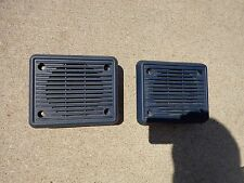 Nissan Datsun 280ZX OEM used Blue Hitachi Coupe speakers 79-83. Untested stored