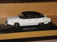 IXO IST 1:43 TATRA 603-1 Limousine (1958) Unique RARE Model NEW!!!