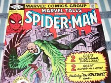 The AMAZING SPIDER-MAN #2 Reprint in Marvel Tales #139 from May 1982 in VF DM