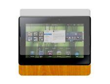 Skinomi Light Wood Skin Film + Screen Protector for BlackBerry PlayBook
