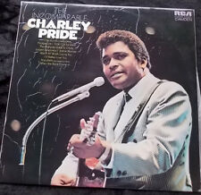 CHARLEY PRIDE The Incomparable LP
