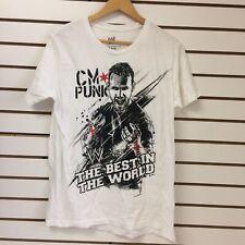Cm Punk T Shirt Size Large 2012