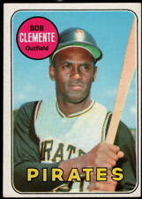 1969 Topps Baseball - Pick A Card - Cards 1-220
