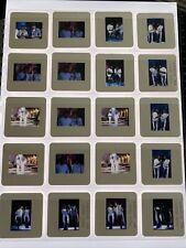 Dionne Warwick & Boy George Others 1985 Concert Artists 35mm Slides Lot Of 20