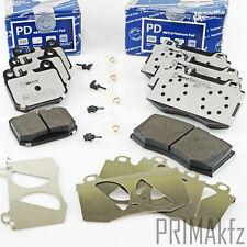 Meyle PD Brake Pads Shoes Front + REAR SET MERCEDES ML 270 CDI W163