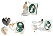 Krebs Glas Lauscha Glasanhänger Geschenkidee zur Hochzeit Hochzeitsdekorationen