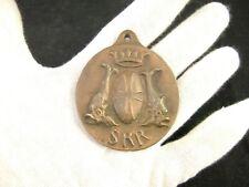 Societe Des Regates Rochelaises SSR  French Sailing Yacht Club Medal Medallion
