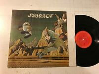 journey 1975 orig 1st lp vinyl pc33388 columbia rare s/t self titled debut first