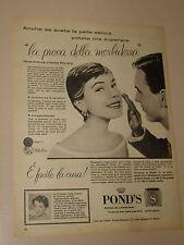 POND'S CREMA LANOLINA=ANNI '50=PUBBLICITA=ADVERTISING=WERBUNG=416