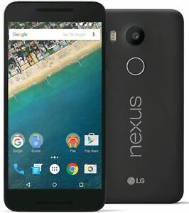 "New LG Nexus 5X H790 32GB Mix Colour 5.2"" LCD 12MP GPS NFC Unlocked Smartphone"