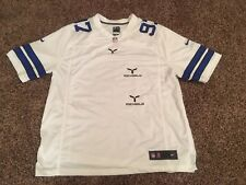 Nike NFL Players On Field Men's Dallas Cowboys #97 Customized Game Jersey 2XL