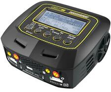 Yellow RC Duo charge 10a 100w yel4106 dual lipo cargador Bluetooth scan-to-go