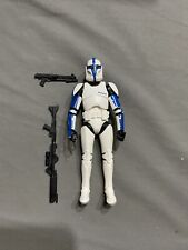 star wars black series clone trooper lieutenant Exclusive Loose And Complete