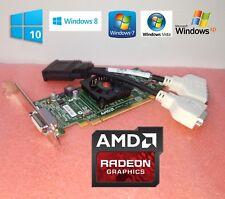 HP Pavilion p6570t p6580t p6597c  Radeon HD Dual DVI Monitor Video Card