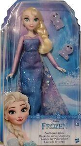 "Disney Frozen Elsa Puppe mit Schneechen Polarpuppe ""Verpackung Defekt"" NEU"