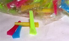 100 Color Male Hookah Hose Mouth Tips. Rectangular Mouthpiece, Sanitary Pharaoh
