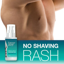 Forever Gone Mens Body Ingrown Hair Treatment Oil – Shave Wax Chest Body