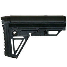 TRINITY FORCE TBA03 ALPHA RIFLE STOCK .223/5.56 CARBINE COLLAPSIBLE BUTT STOCK