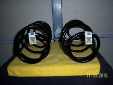 2 NEW Ford Mustang OEM Coil Springs (Front) FR3C-5310EC