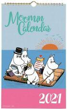 2021 Wall Calendar Moomin #02