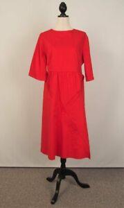 Lindy Bop Bright Cotton Dress! Size 20 (UK)