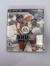 NHL 13 - PS3 Complete Mint