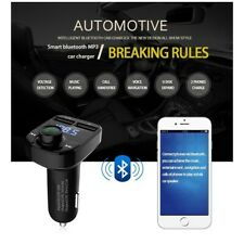 Car FM Transmitter Bluetooth Audio Adapter for Iphone
