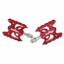 Wellgo WR-1 WR1 Alloy Pedal ,  Red