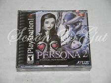 PS1: Persona 2 us NTSC ~ new & factory sealed!