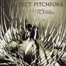 Project Pitchfork i live your dream (7 tracks, 1999) [Maxi-CD]