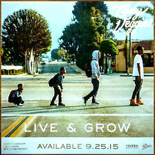 Casey Veggies Live & Grow Ltd Ed Rare Poster! Odd Future Tyler The Creator Hodgy