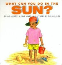 What Can You Do in the Sun?-ExLibrary