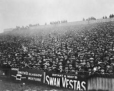 """spurs white hart lane 1921 10"""" x 8"""" Photograph"""