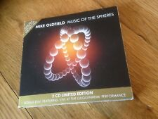 Mike Oldfield Music Of The Spheres 2 CD Limited Edition Set