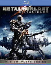 METAL HURLANT CHRONICLES - The Complete Series BLU-RAY [V51]