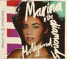Maxi CD - Marina & The Diamonds - Hollywood - #A2112 - RAR